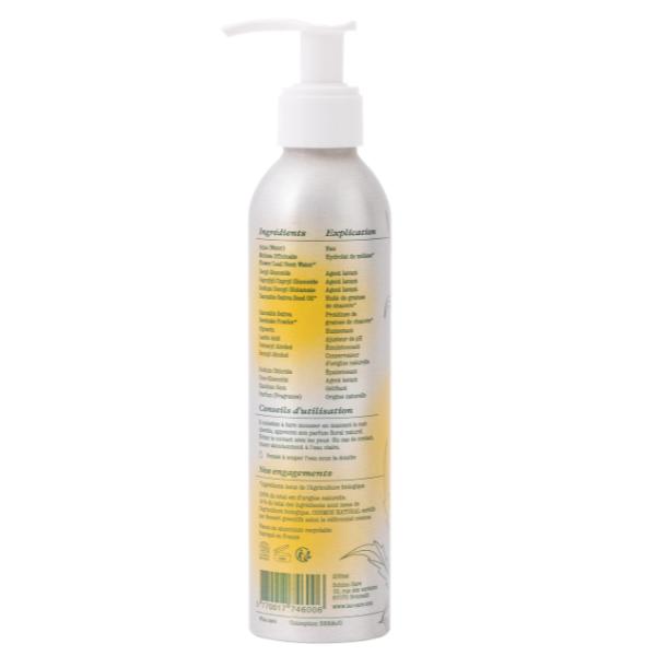 shampoing LAO cheveux secs
